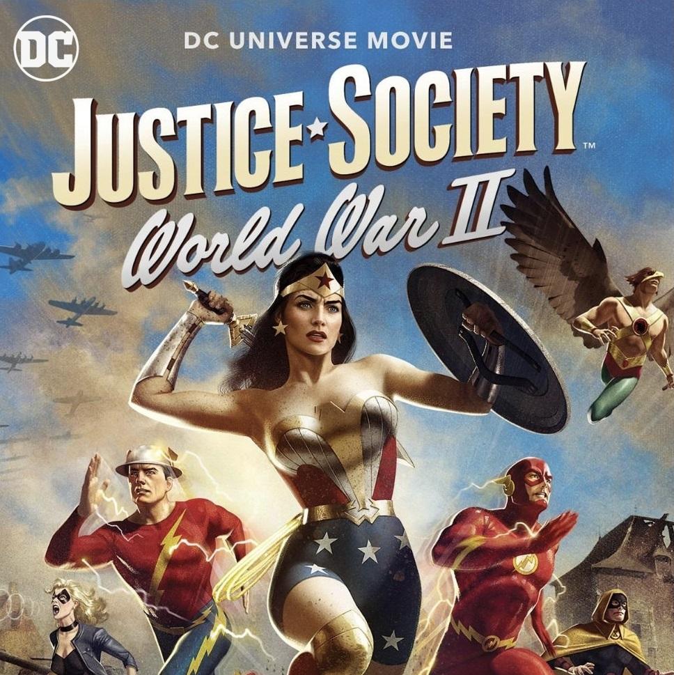justice society: woorld war ii