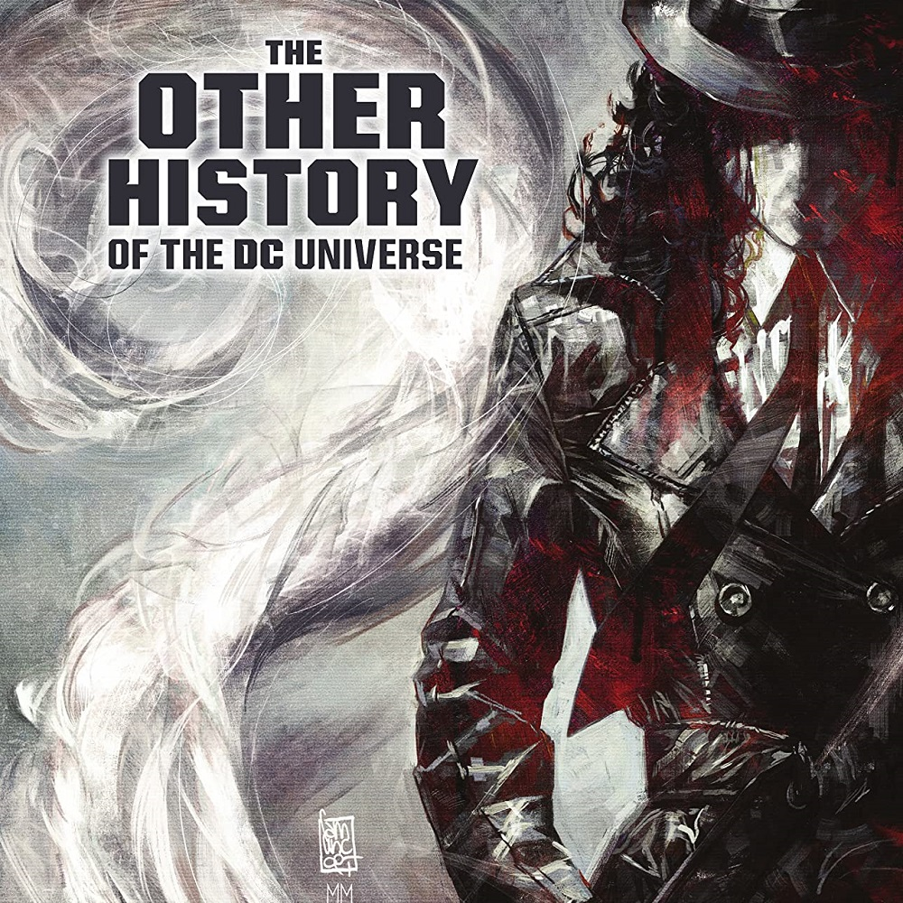 the other history of the dc universe #4