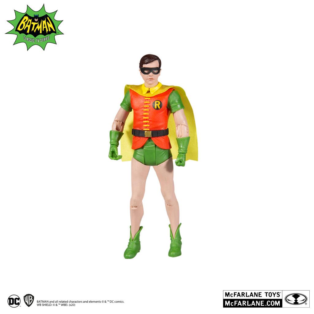 McFarlane Toys DC Retro Batman '66 Robin