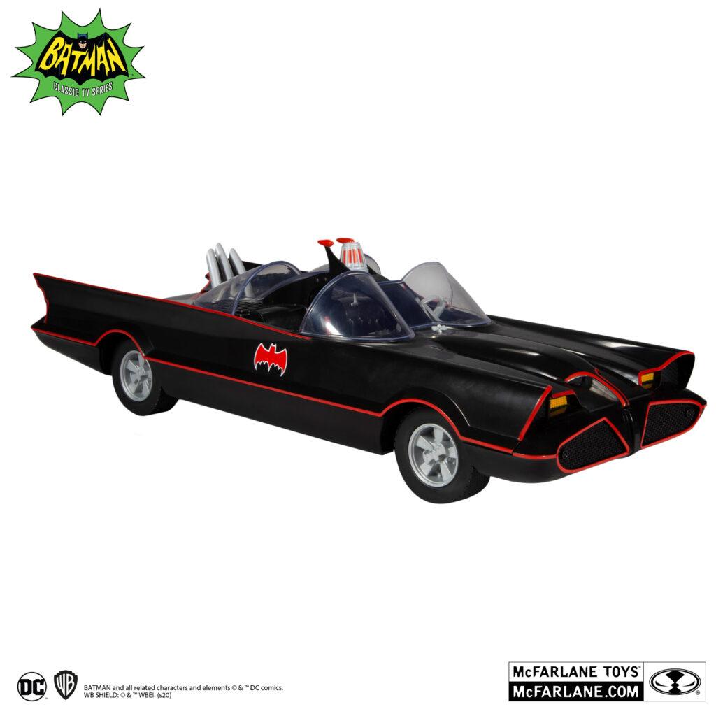 McFarlane Toys DC Retro Batman '66 Batmobile