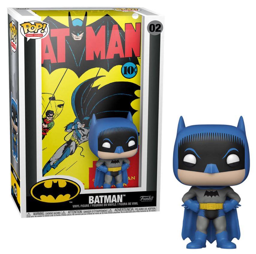 Funko Pop Batman Comic Cover