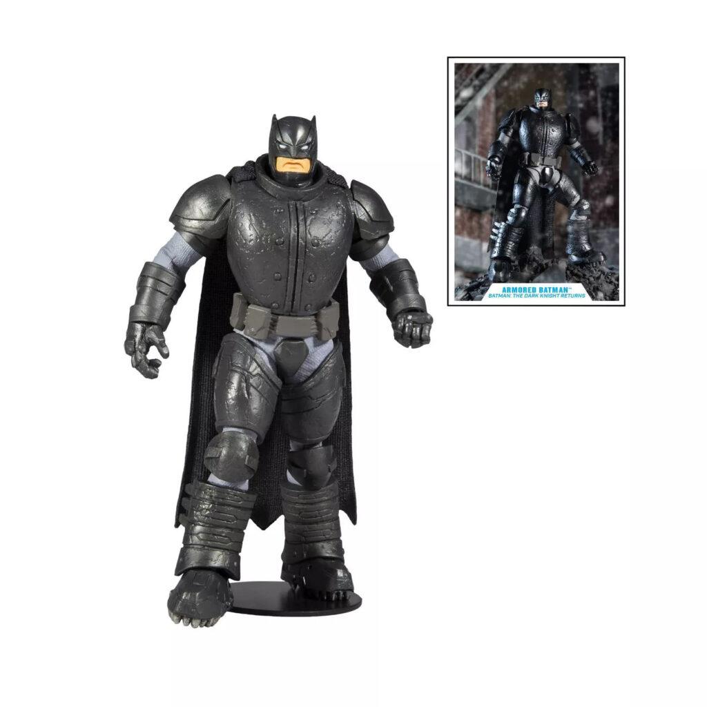 mcfarlane toys dc multiverse batman: the dark knight returns armored batman