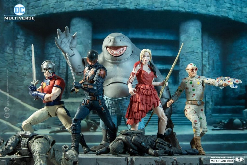 mcfarlane toys dc multiverse the suicide squad