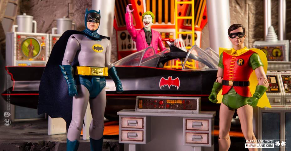 mcfarlane toys dc multiverse batman '66