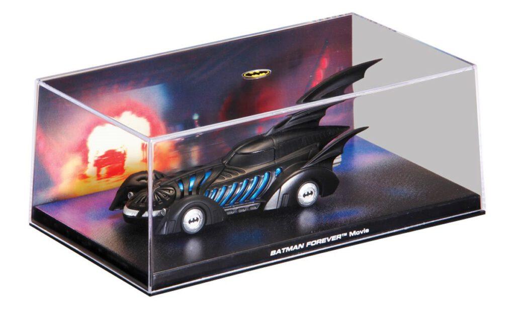 eaglemoss batman forever batmobile