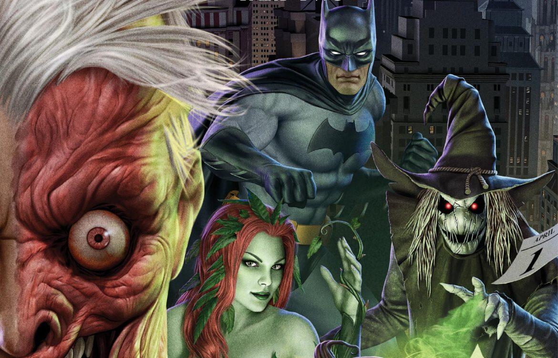 batman the long halloween part 2