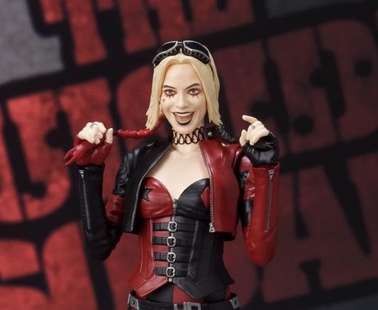 SH Figuarts Suicide Squad Harley Quinn