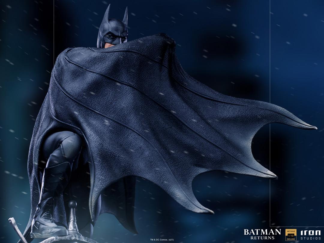 Iron Studios Batman returns