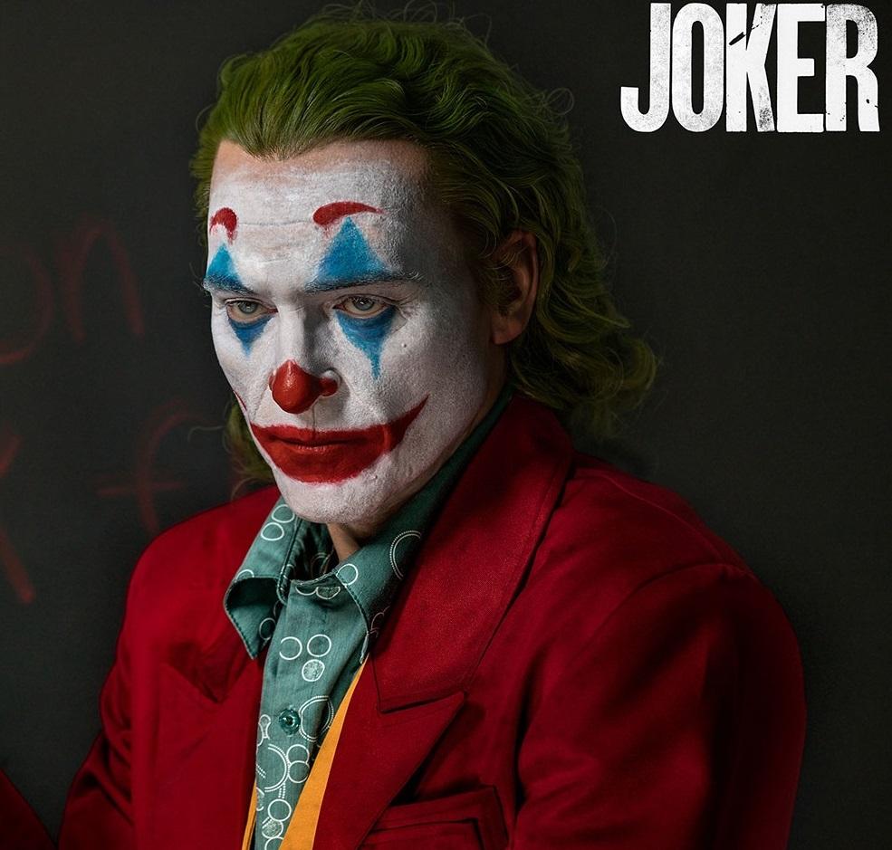 infinity studio joker bust