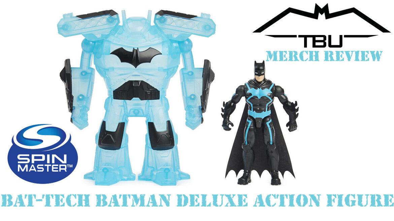 spin master bat-tech batman deluxe