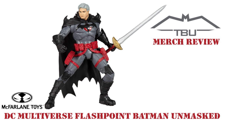 flashpoint batman unmasked