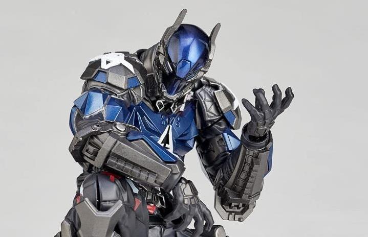 Kaiyodo Revoltech Arkham Knight