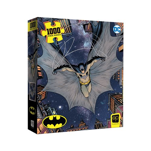 """USAOPOLY The Op Puzzles Batman """"I Am the Night"""" Puzzle"""
