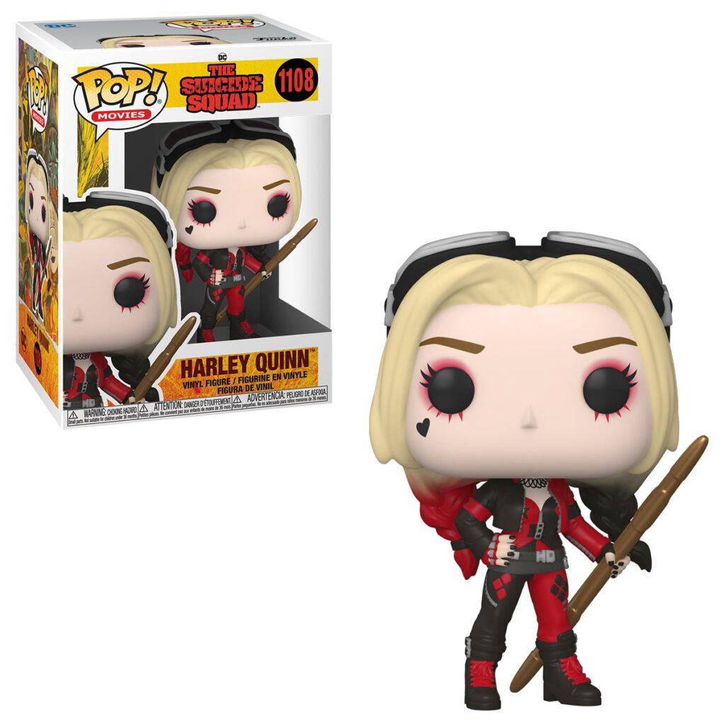 Funko The Suicide Squad Bodysuit Harley Quinn Pop Vinyl Figure