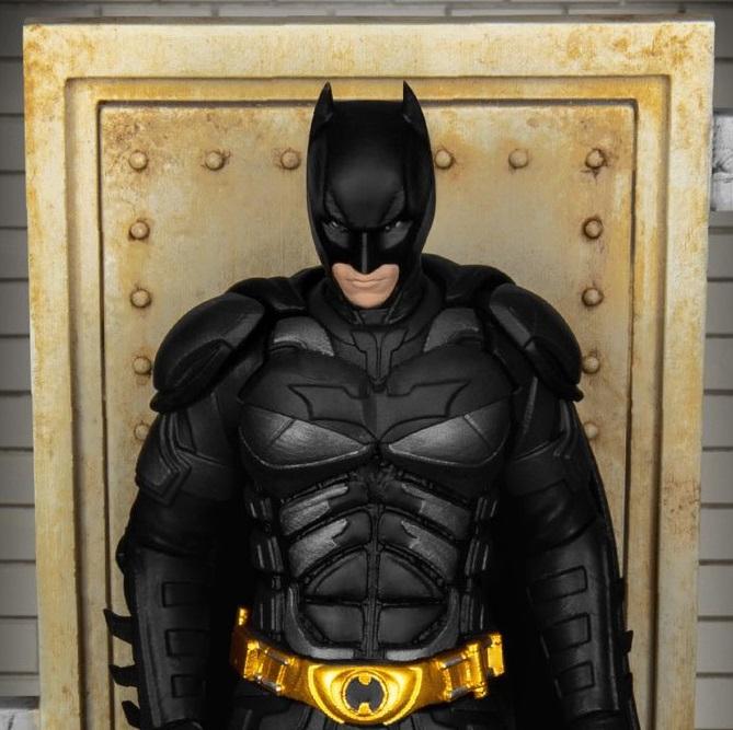 Beast Kingdom batman diorama