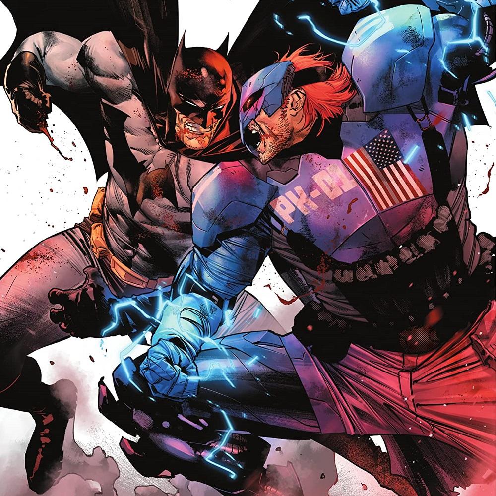 Batman #110