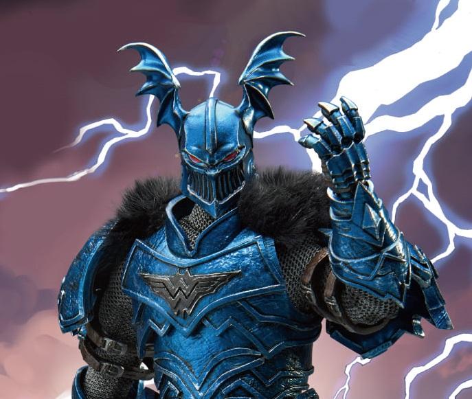 Beast Kingdom Dark Nights: Death Metal Batman: The Merciless DAH-070 Figure