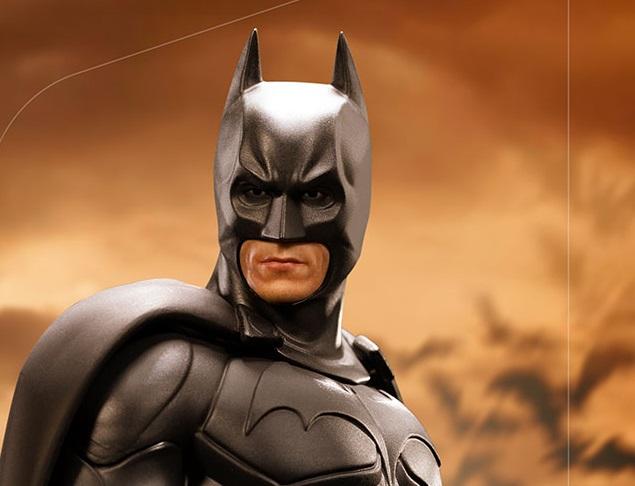 Iron Studios Batman Begins Statue