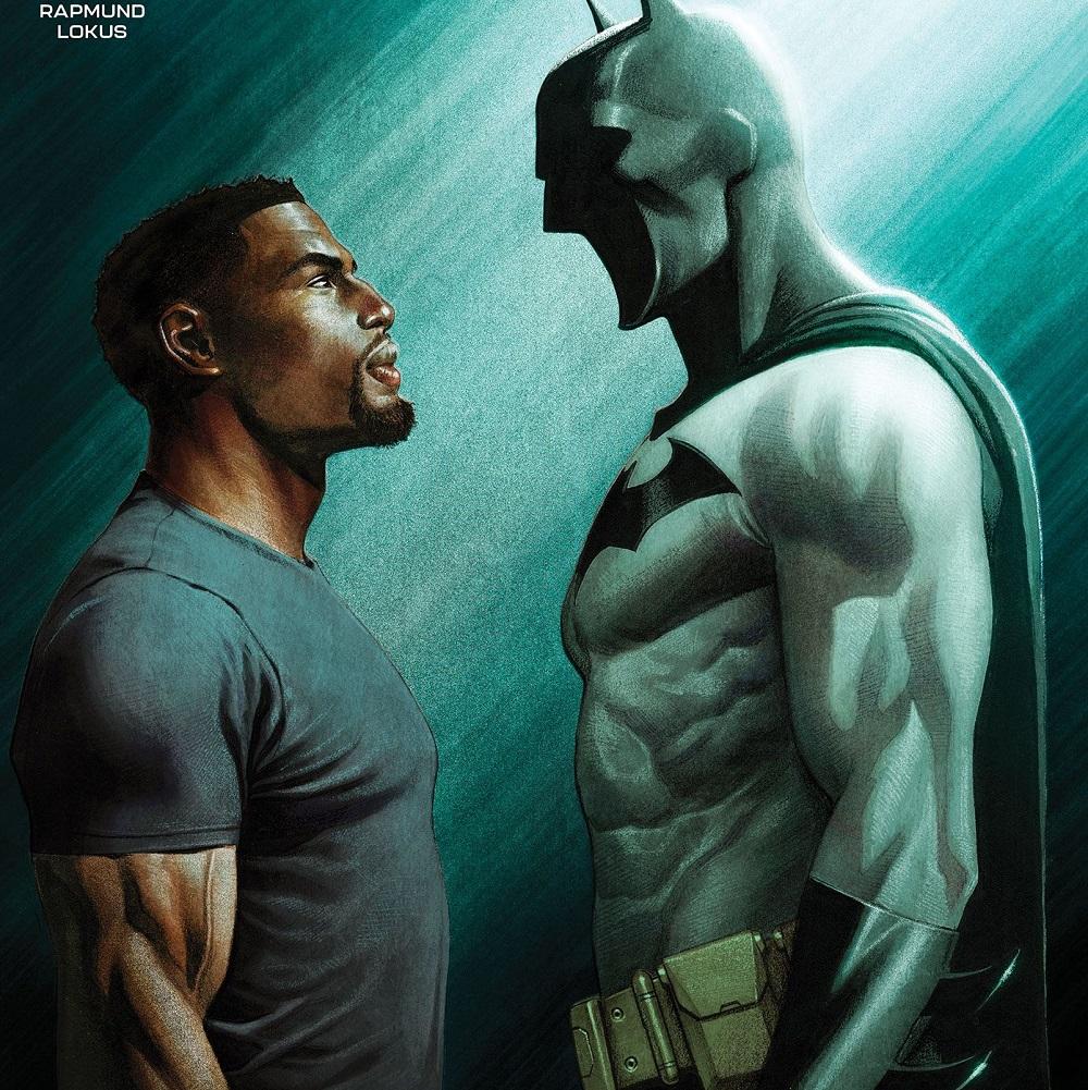 the next batman: second son #4