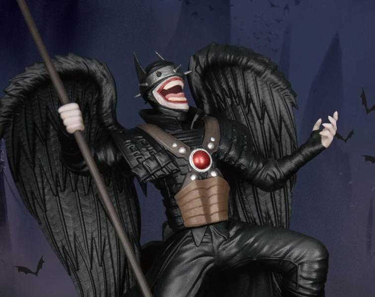 Beast Kingdom Batman Who Laughs Diorama