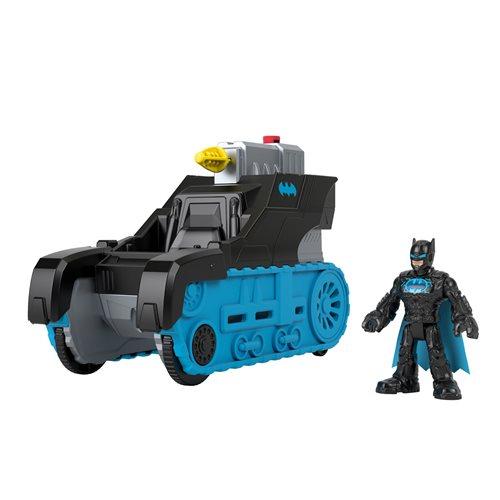 Fisher-Price DC Super Friends Imaginext Bat-Tech Tank