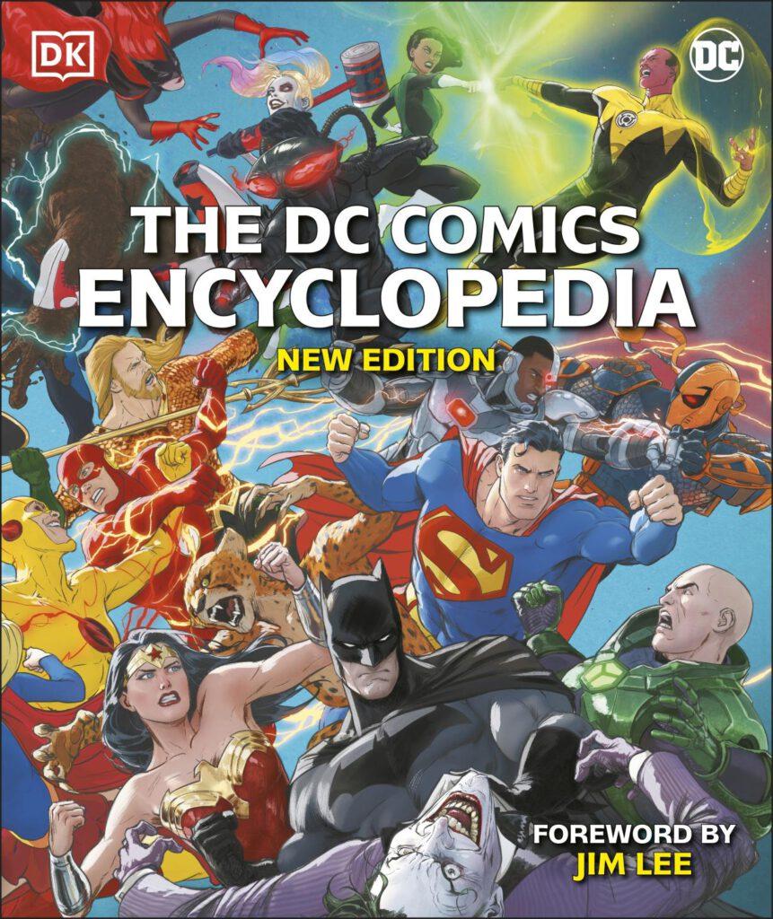 DK Publishing The DC Comics Encyclopedia New Edition