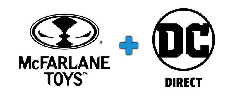 McFarlane Toys x DC Direct