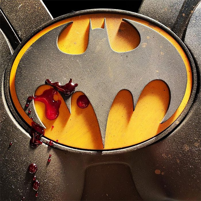 The Flash movie Batman