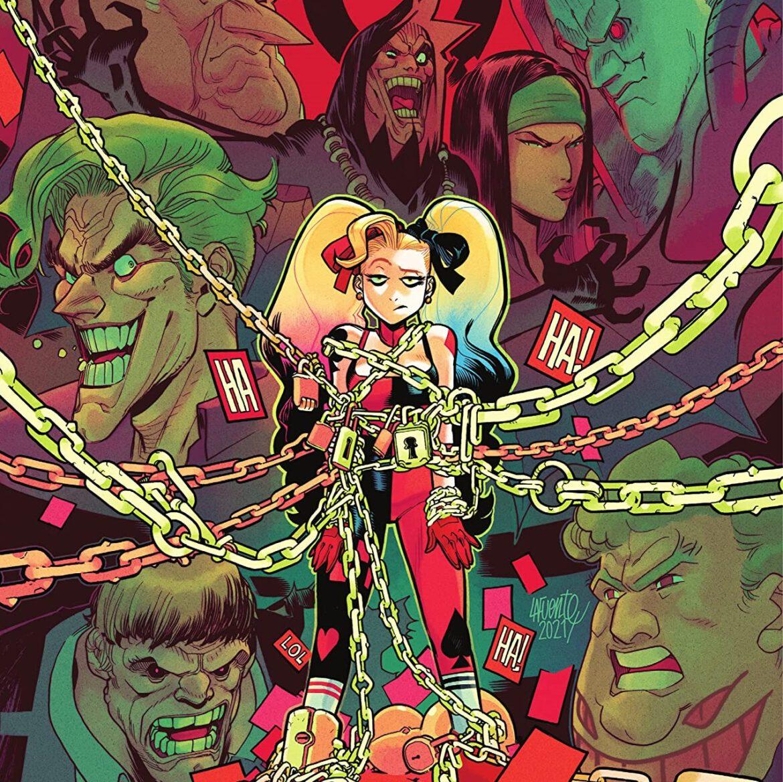 Harley Quinn 2021 Annual #1