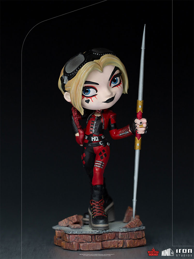 Iron Studios The Suicide Squad Harley Quinn MiniCo