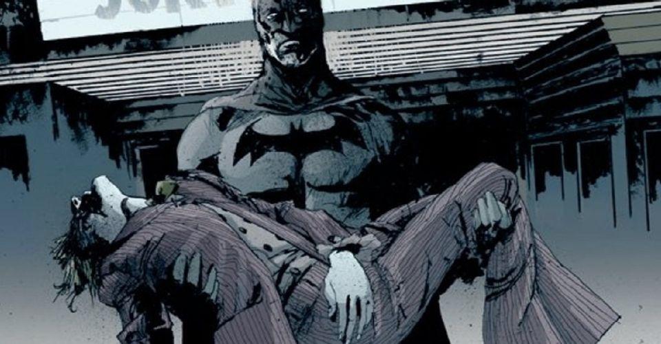 Inside Batman #002: How the Joker Almost Died
