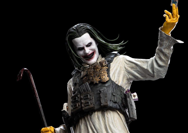Weta Zack Snyder's Justice League Joker