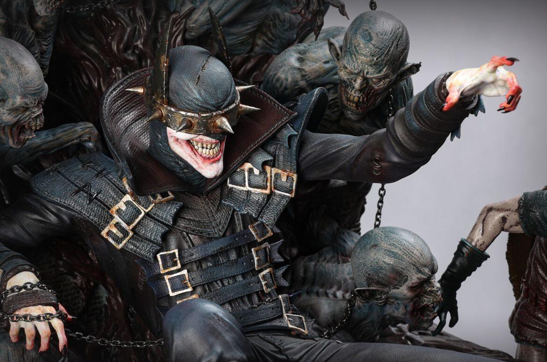 Queen Studios Batman Who Laughs Statue
