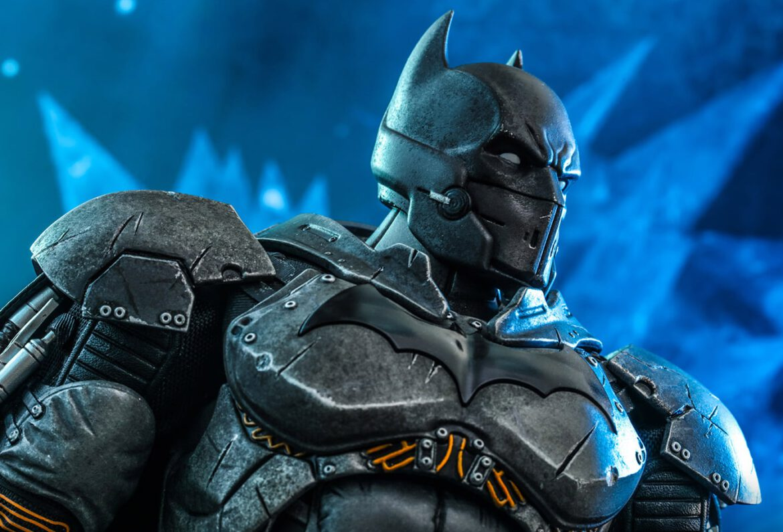 Hot Toys Batman Arkham Origins XE Suit