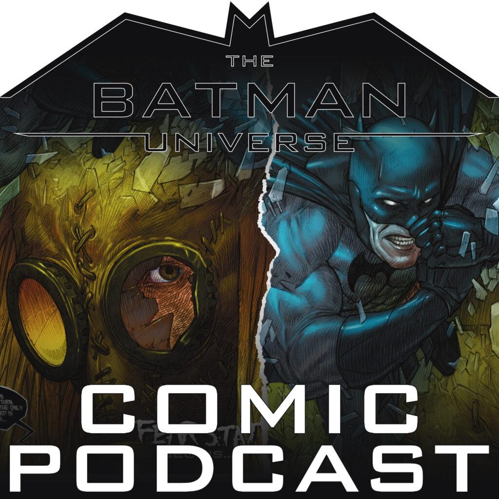 TBU Comic Podcast Season 13: Episode 16