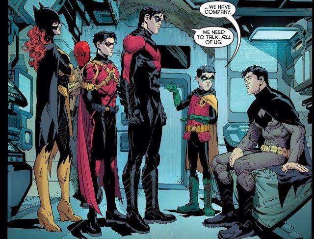 Bat-Family Talk