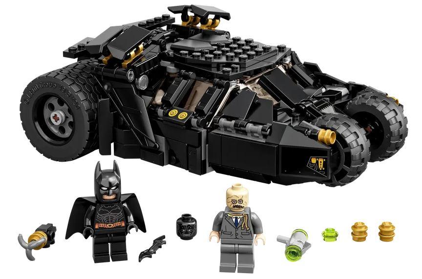 LEGO Batmobile Tumbler: Scarecrow Showdown