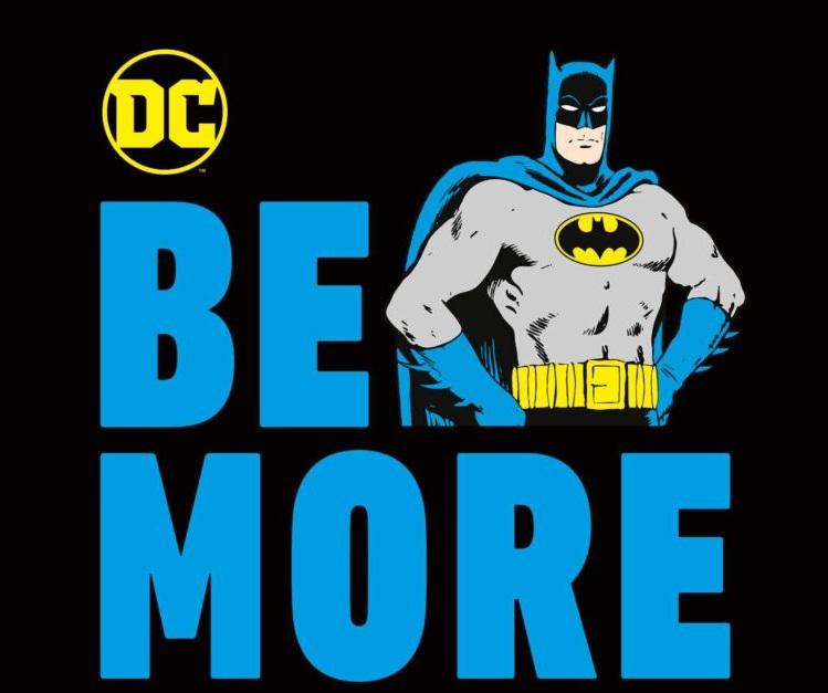 Be More Batman Book