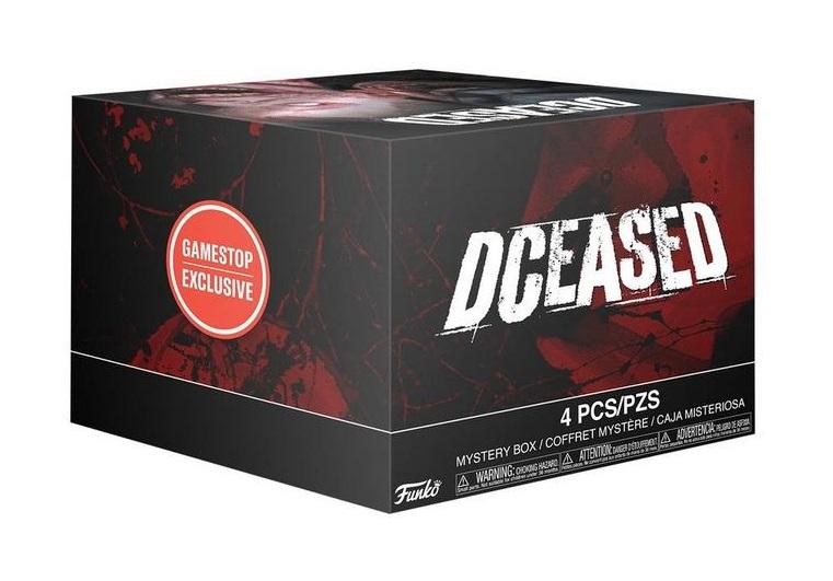 Funko DCeased Mystery Box
