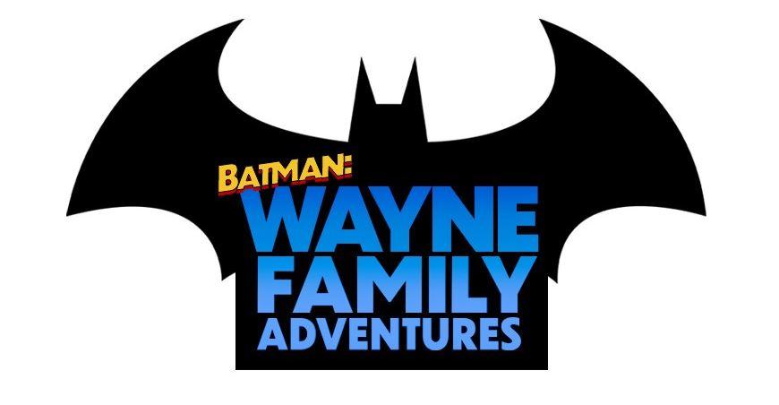 Batman: Wayne Family Adventures #4-5