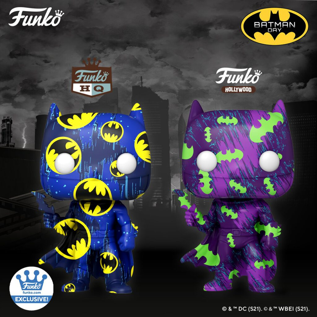 Funko Batman Day 2021