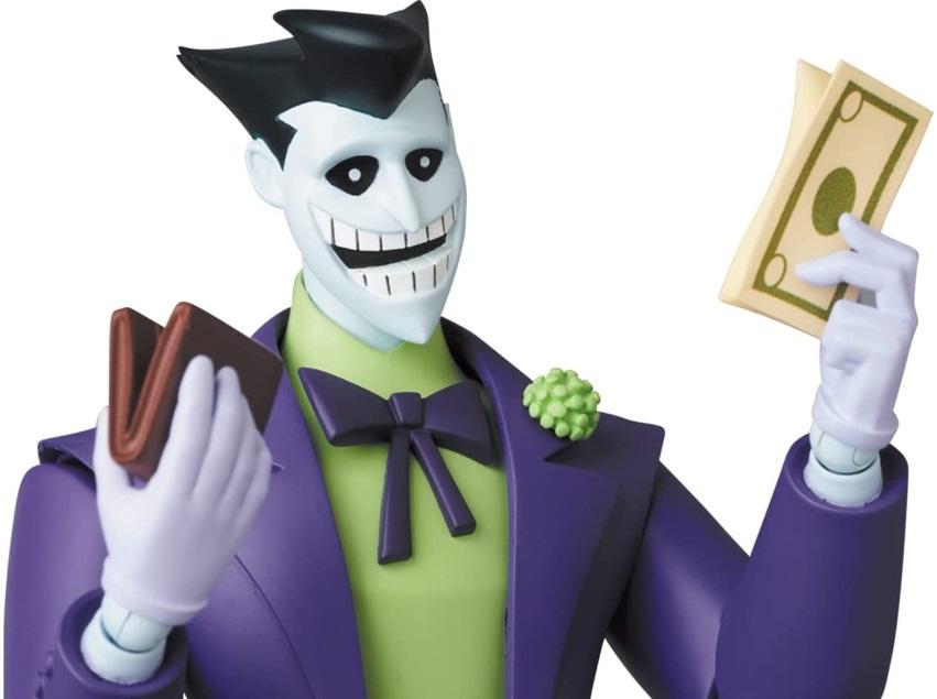 The New Batman Adventures MAFEX Joker