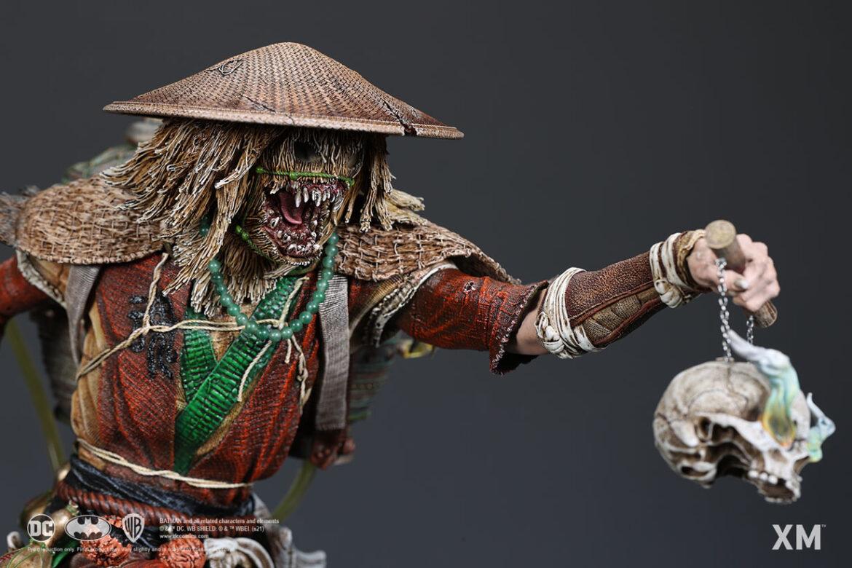 XM Studios Samurai Scarecrow Statue
