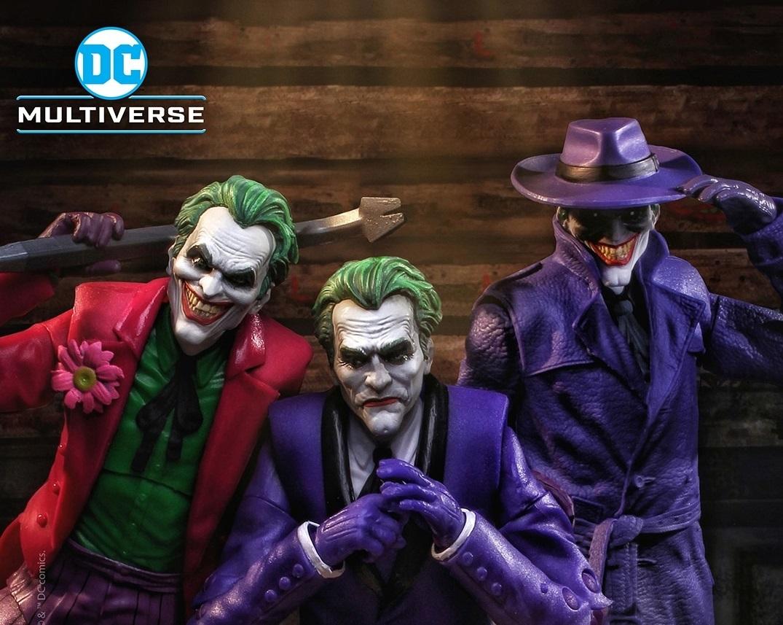 McFarlane Three Jokers