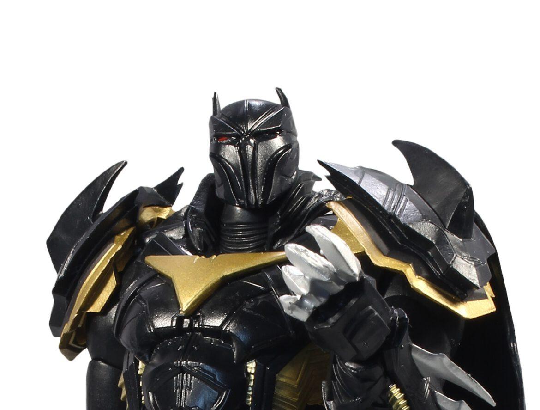 McFarlane Toys Batman Curse of the White Knight Batman vs Azrael
