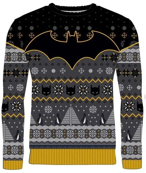 Merchoid Batman: Goodwill In Gotham Ugly Christmas Sweater/Jumper
