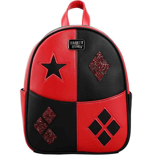 Bioworld The Suicide Squad Harley Quinn Mini-Backpack