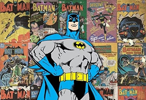 Bat-Office of the Past