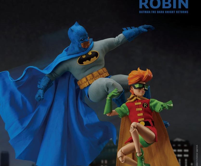 DAH Batman and Robin